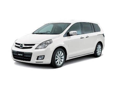 Taxi Mazda MPV