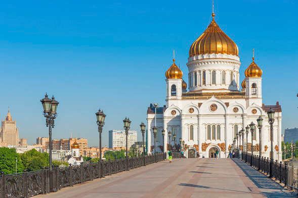 Moscou de jour