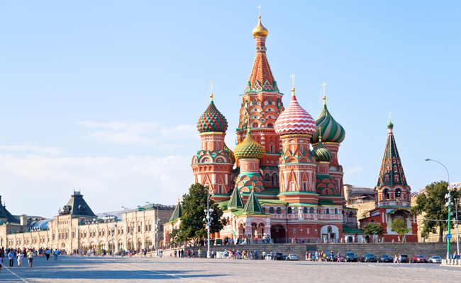 Moscou en escale