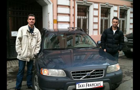 Taxi Français au service des expatriés à Moscou