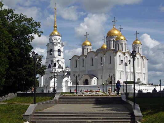 Visite de Vladimir – Souzdal