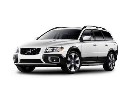 Taxi Volvo XC70